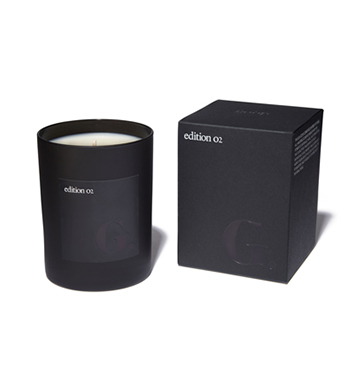 Scented Candle: Edition 02 - Shiso, goop Fragrance, $72