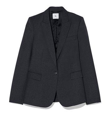 Goop Label Geraldine Wool Blazer $595