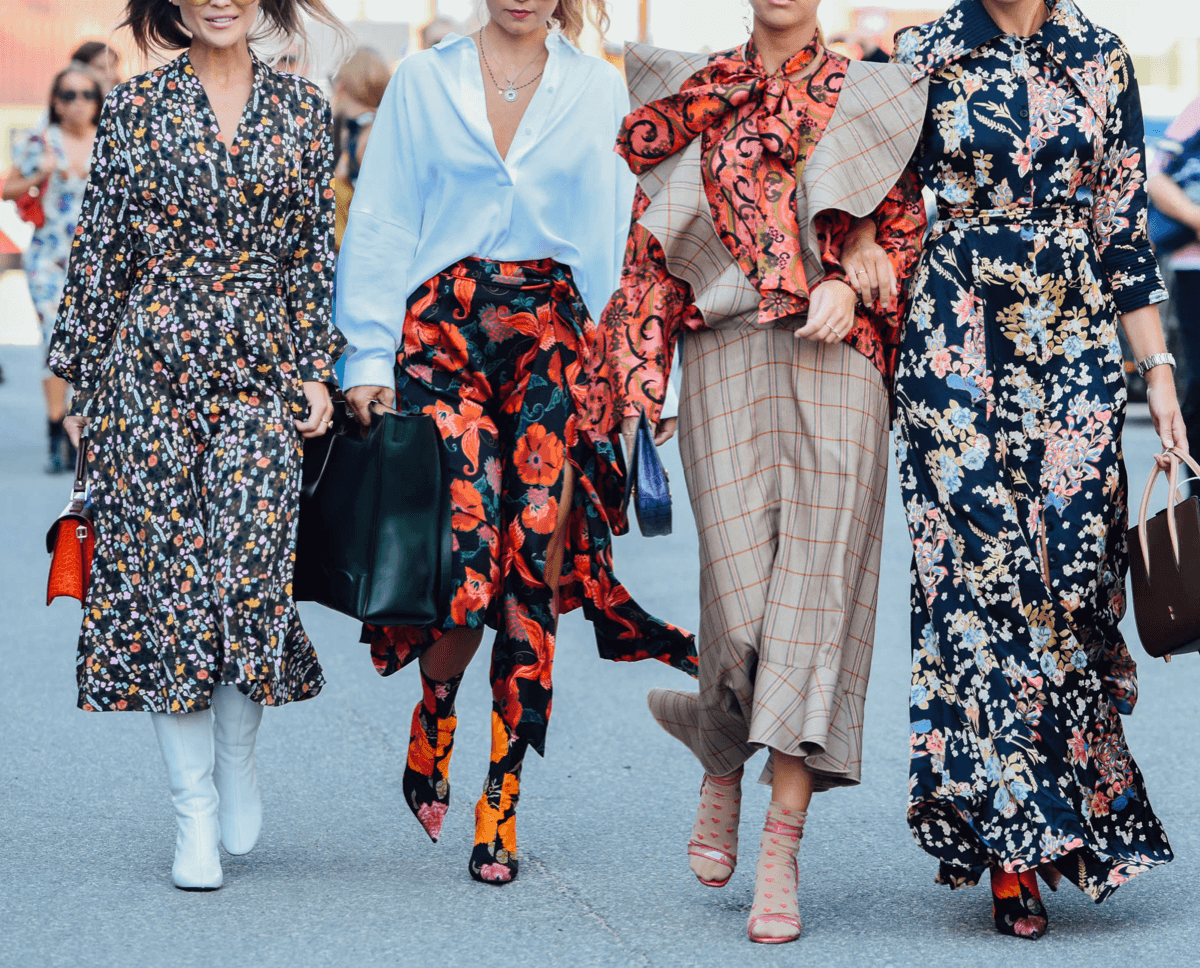 A Little/A Lot: Winter Florals