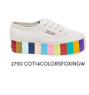 2790 COT14COLORSFOXINGW