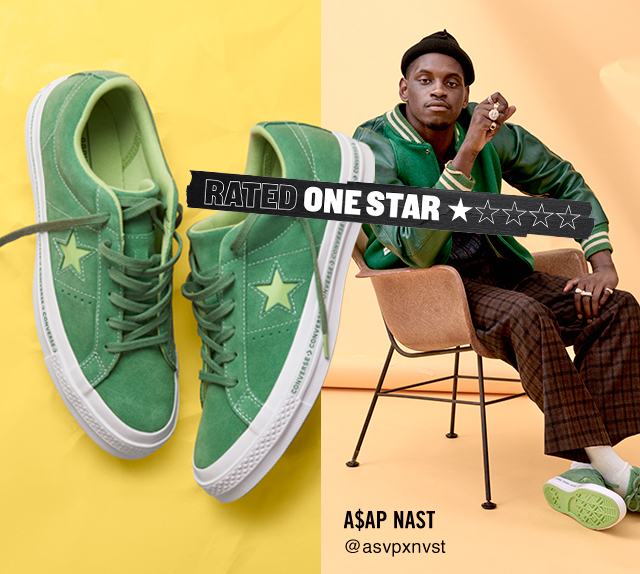 Converse: Five Stars? Rated One Star