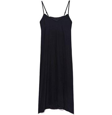 ATM Anthony Thomas Melillo Silk-Charmeuse Slip Dress $395