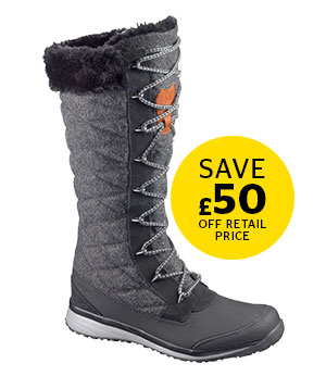 Salomon Hime High Women's Winter Boot