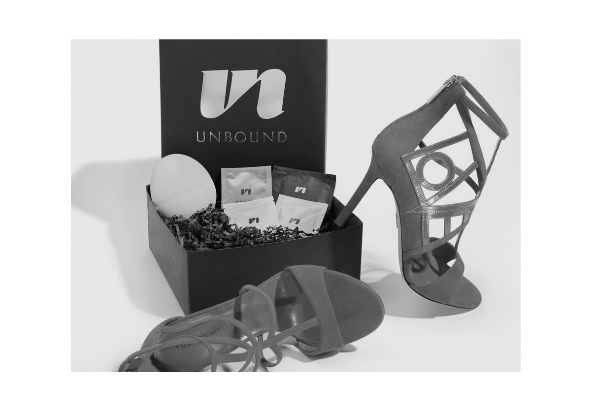 Love Shoe with Unbound Gift