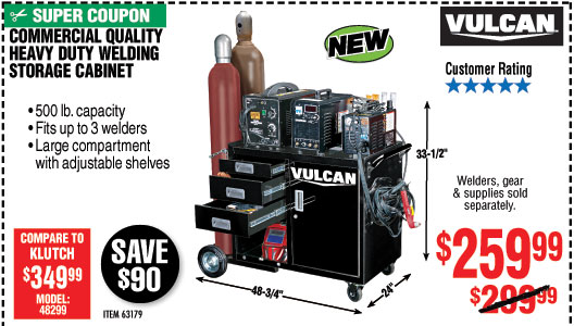 Harbor Freight Touchdown Super Savings Milled