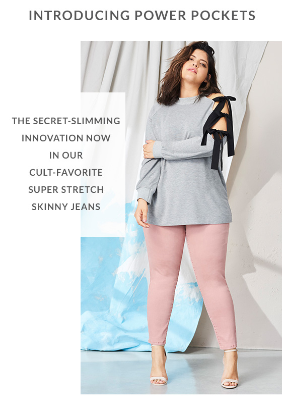 3aed2ca193d2a Lane Bryant  Drumroll please...introducing Power Pockets.