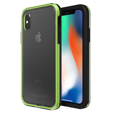 SLM SLAM FOR iPHONE X CASE