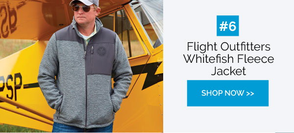 Men's Flight Outfitters WhiteFish Fleece Jacket