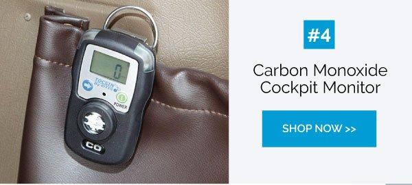Carbon Monoxide Cockpit Monitor
