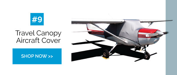Travel Canopy Aircraft Cover