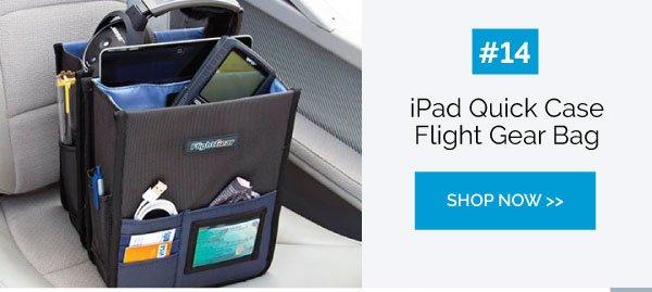 iPad Quick Case Flight Gear Bag