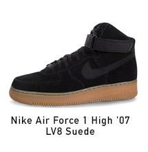 Nike Air Force 1 High '07 LV8 Suede ...