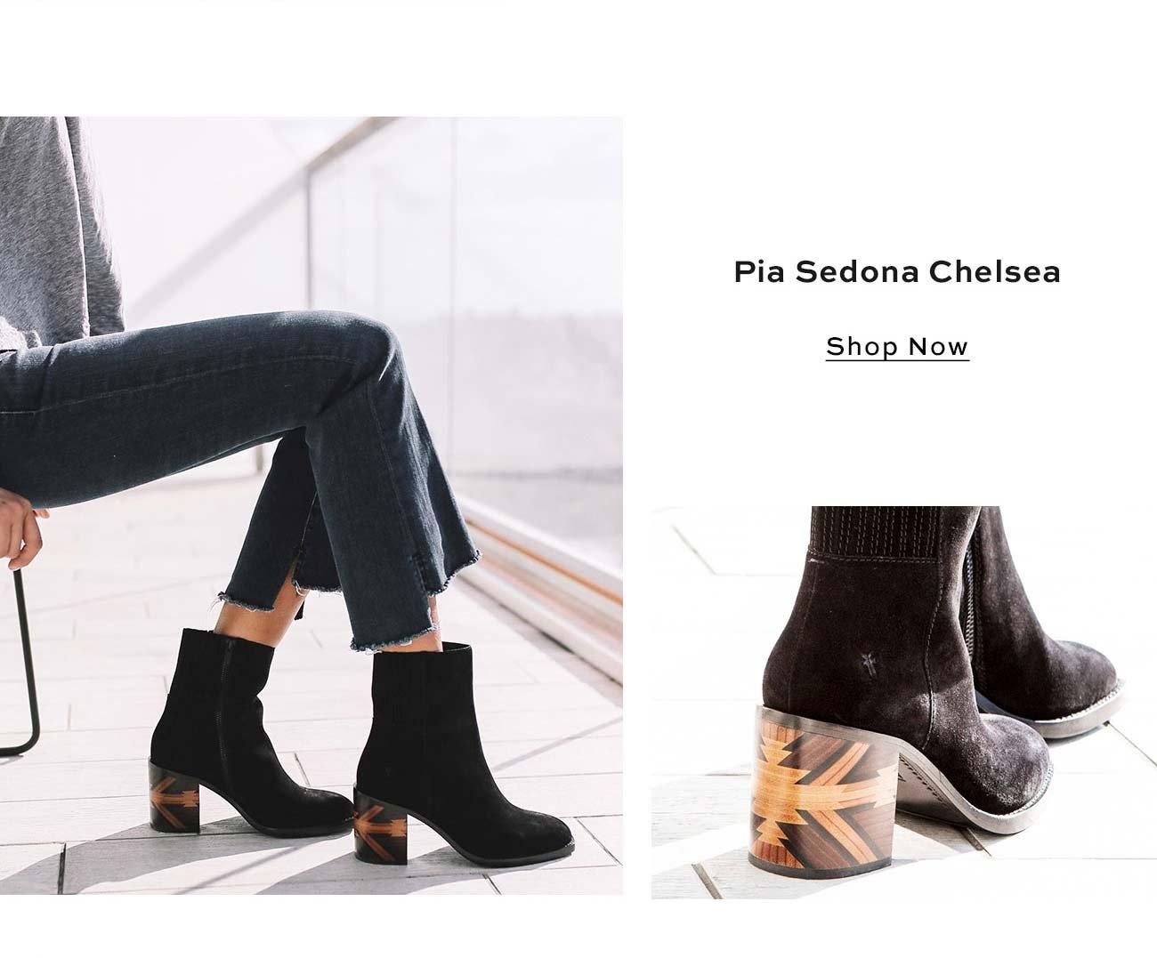 Pia Chelsea Short Frye j7AoE6