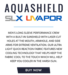 Aquashield Long Sleeve Performance Tee