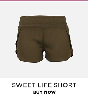 Salt Life Sweet Life Short