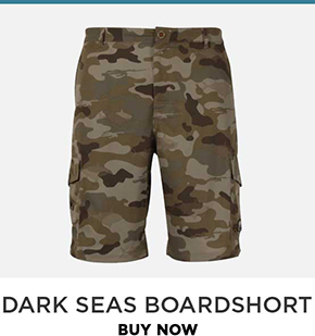 Dark Seas Cargo Boardshort