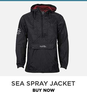 Salt Life Sea Spray Pullover Jacket
