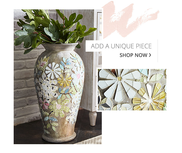 Shop now for unique mosaic dcor