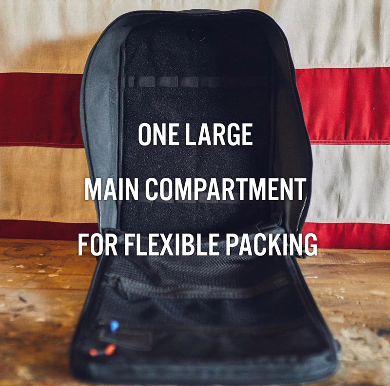 GORUCK: GEAR: GR3 Now Available In Slick and Molle | Milled