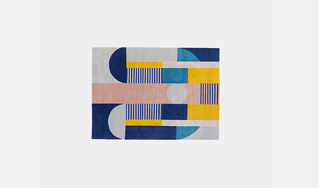 'Zo' rug by Zaven for Cc-tapis