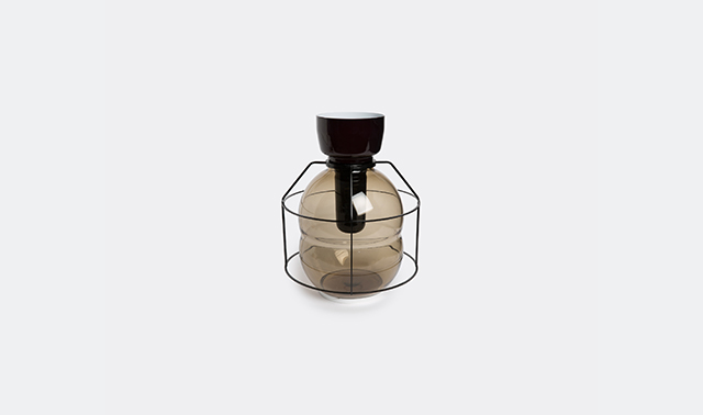 'Lanterne Marine' vase by Barber and Osgerby for Venini