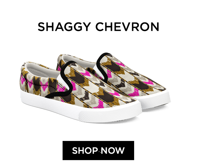Shaggy Chevron