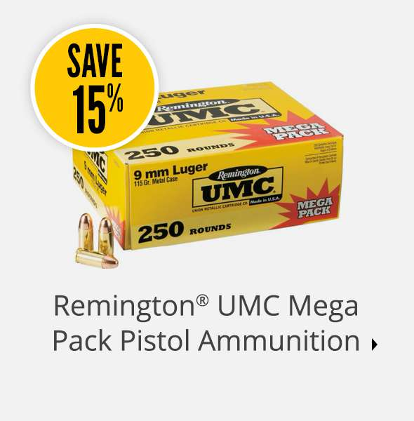 Remington UMC Ammo