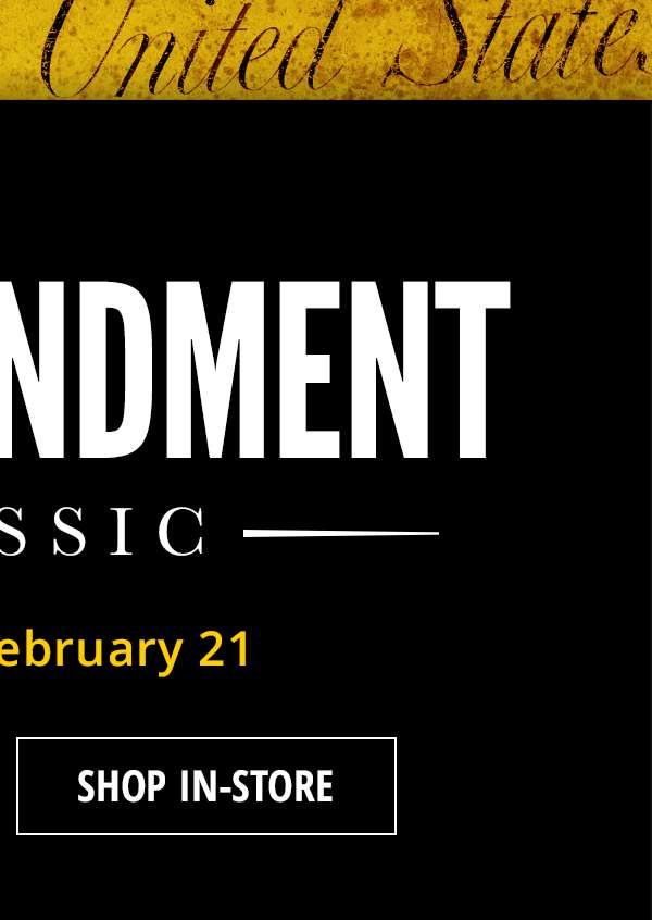 Shop 2nd Amendment Classic In-Store