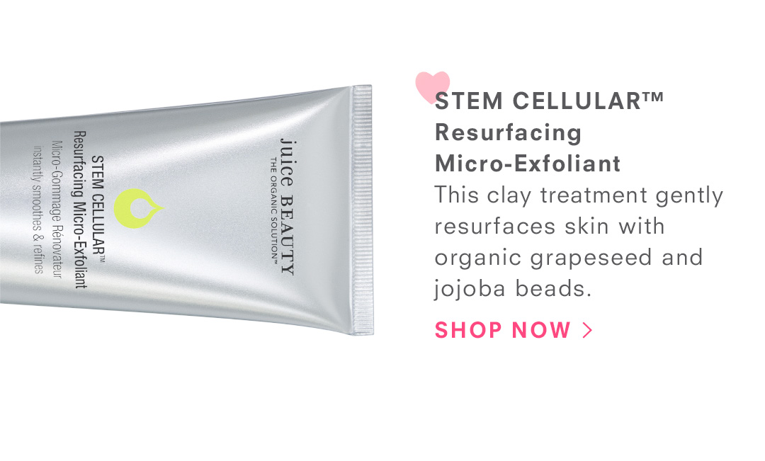 STEM CELLULAR Resurfacing Micro-Exfoliant