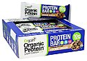 Organic Protein Plant Based Bar Chocolate Chip Cookie Dough - 12 Bars