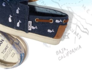 59c40652887 ... Oceana Navy Whale Embroidery Youth Biminis