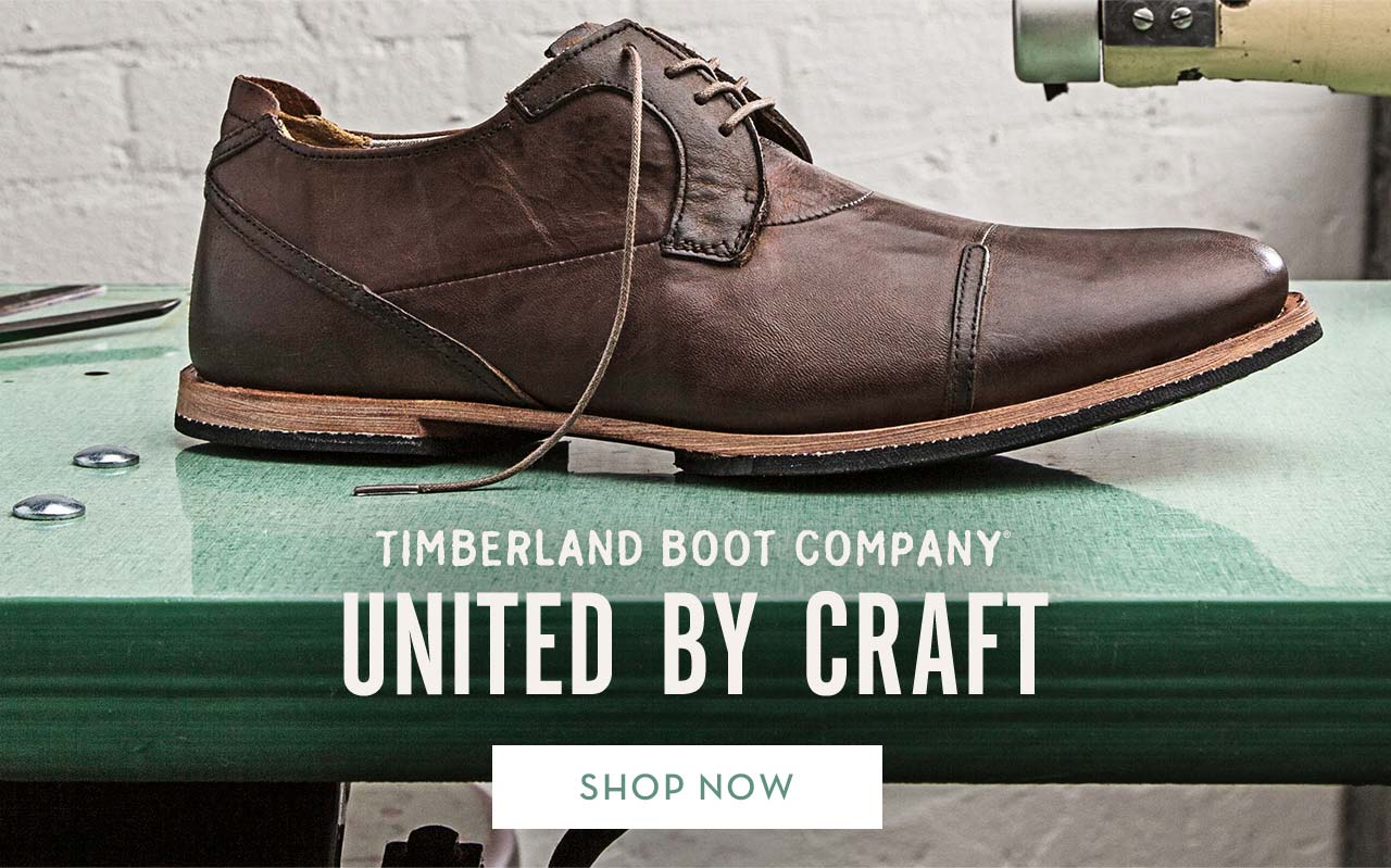 Timberland Boot Company United By Craft Shop Now