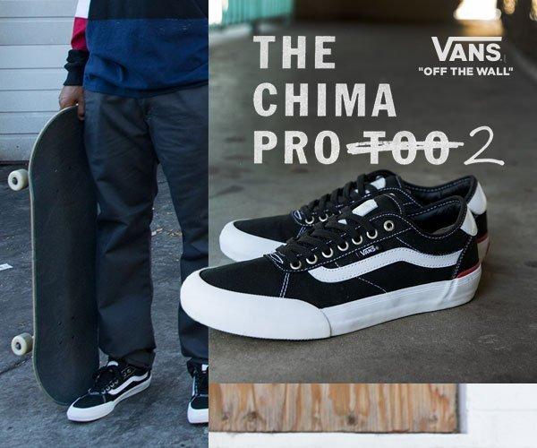 Active Ride Shop  Introducing the New Vans Chima t̶o̶o̶ 2  55093d9dc