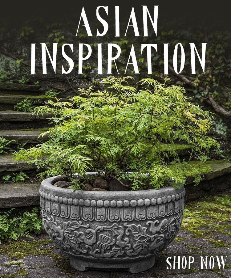 The Garden Gates: Inspiring Asian Garden Accents | Milled