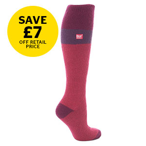 Heat Holders Ladies Ski Socks