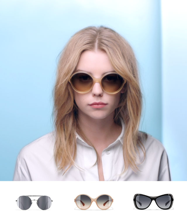 TRY ONLINE & FIND YOUR FAVORITE SUNGLASSES