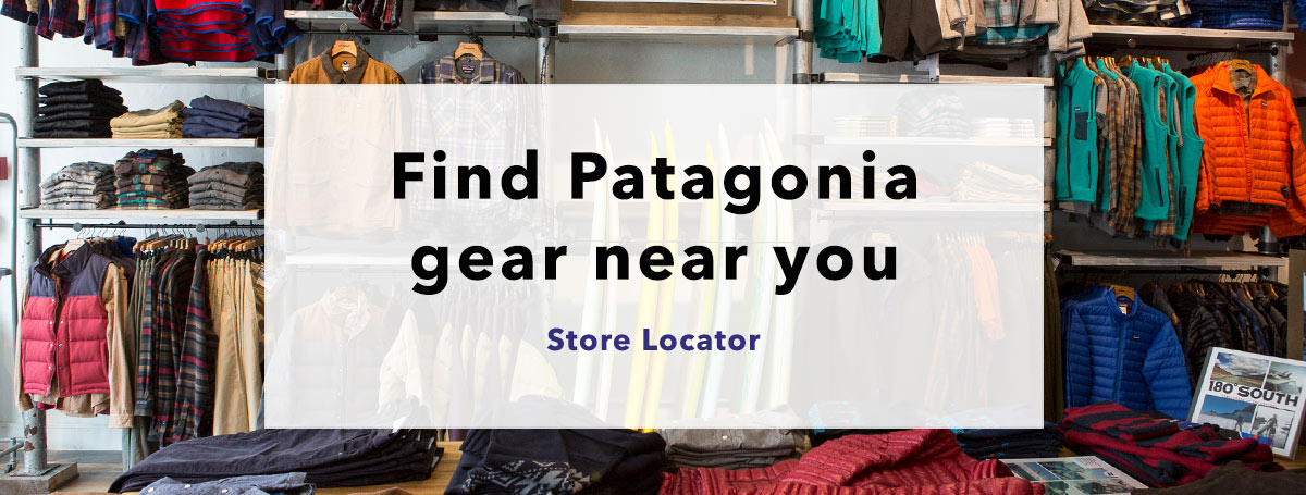 Find Patagonia Gear Near You - See All Stores