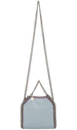 Stella McCartney - Blue Tiny Falabella Bag