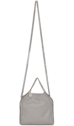 Stella McCartney - Grey Tiny Falabella Bag