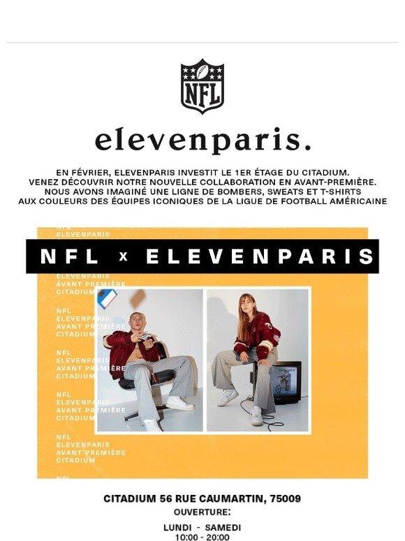 Eleven Paris: Opening ! Elevenparis s'installe
