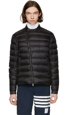Moncler - Black Down Crio Jacket