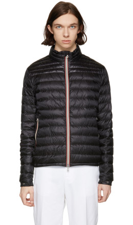 Moncler - Black Down Daniel Jacket
