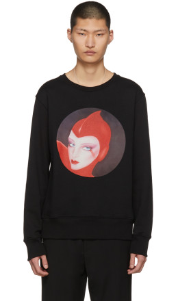 Stella McCartney - Black Max Venus Sweatshirt