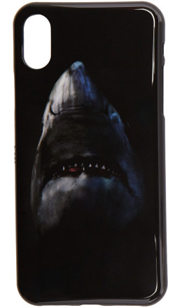 Givenchy - Black Shark iPhone X Case