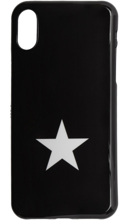 Givenchy - Black Star iPhone X Case
