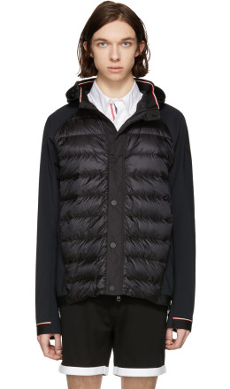 Moncler - Black Gardon Jacket