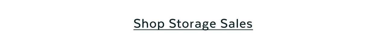 Shop Storage Sales