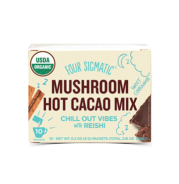Four Sigmatic Mushroom Hot Cacao Mix