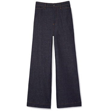 Mel High Rise Denim, goop Label, $295