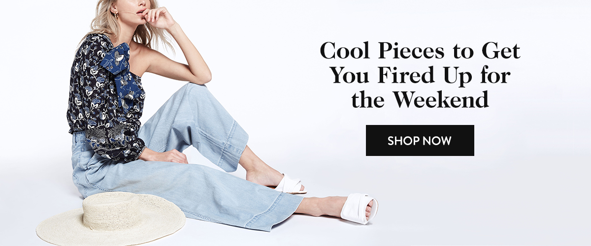 Cool Pieces to Get You Fired Up for Spring
